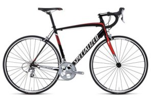A Specialised Allez Elite 2012 road bike
