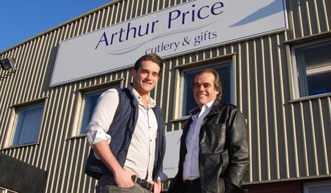 James and Simon Price