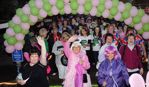 The St Giles Hospice Solstice Walk