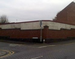 The empty land on High Street, Chasetown