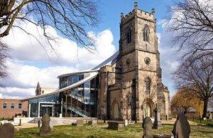 St Barnabas Church in Erdington