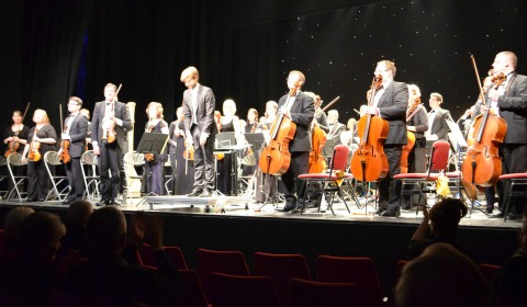 The British Police Symphony Orchestra