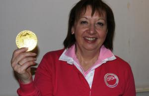 Sue Jay, president of Lichfield Ladies Circle