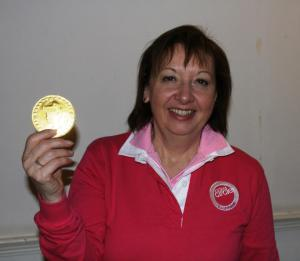 Sue Jay, president of Lichfield Ladies Circle