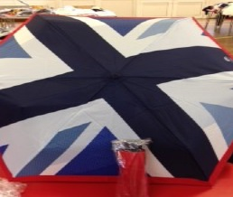 A London 2012 umbrella