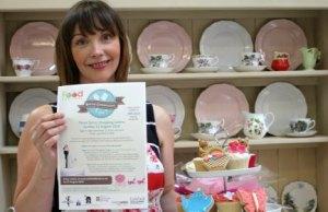 Baking competition judge Julie Crisp
