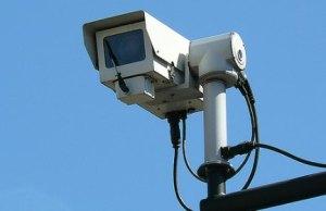 CCTV camera. Pic: Mike_Fleming