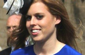 Princess Beatrice. Pic: Matthew Slack