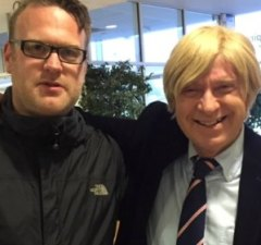 Andy Bennetts and Michael Fabricant