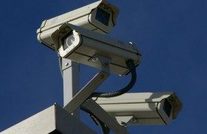 CCTV cameras. Pic: Hustvedt