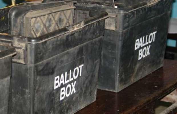 Ballot box. Pic: Anthony Karanja