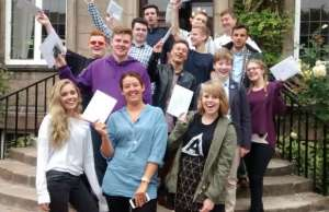 Lichfield Cathedral School students celebrate their A-Level results