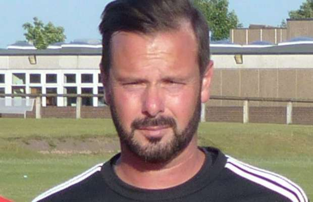 Dave Stringer. Pic: Dave Birt