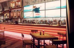 An artist's impression of the new Walkabout