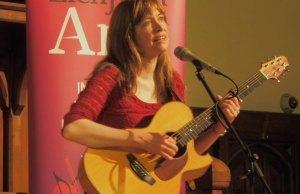 Sarah McQuaid. Pic: Dave Jones