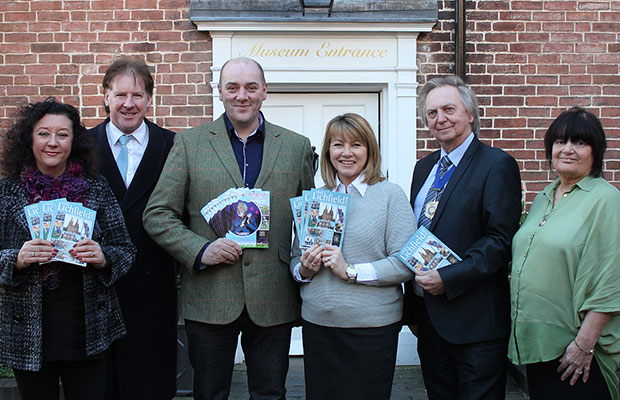 The launch of the new tourism and what's on guides