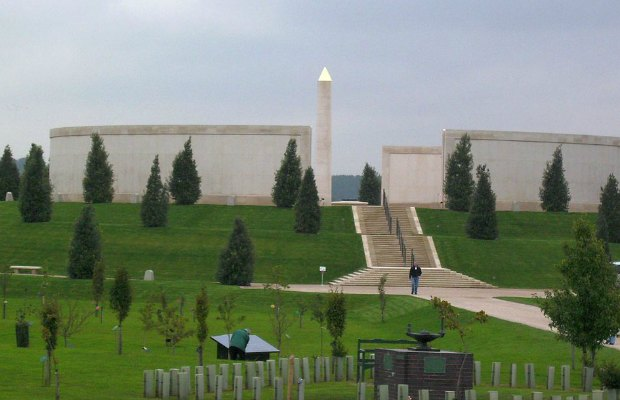 The National Memorial Arboretum. Pic: SJWells53