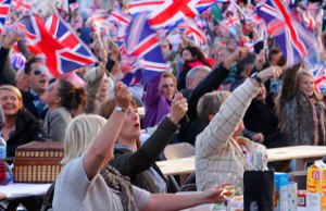 Lichfield Proms in Beacon Park