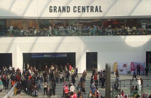 Grand Central in Birmingham. Pic: Sunil060902