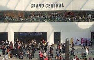 Grand Central in Birmingham. Pic: Sunil060902