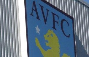 Aston Villa badge. Pic: Elliott Brown