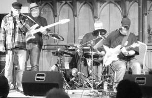 The Tom Woodman Band