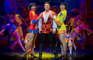 Joe McElderry as Aladdin