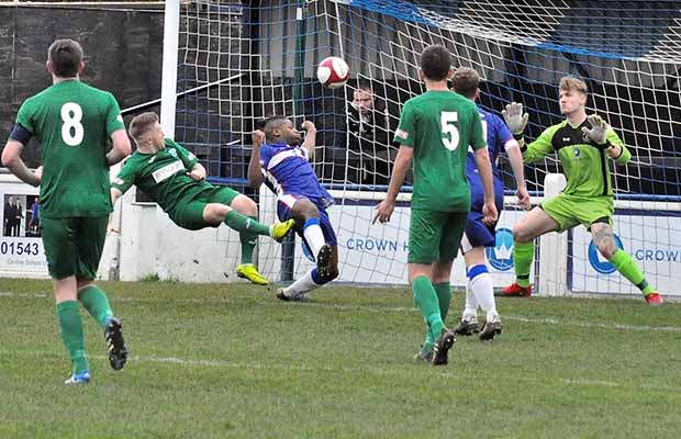 Jack Jeys 2nd goal for Bedworth