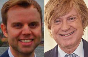 Chris Worsey and Michael Fabricant