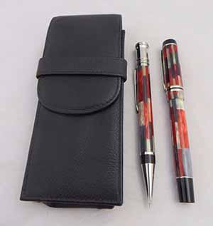 The Parker pen set