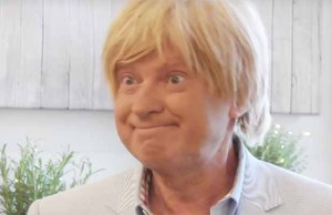 Lichfield MP Michael Fabricant on Celebrity First Dates