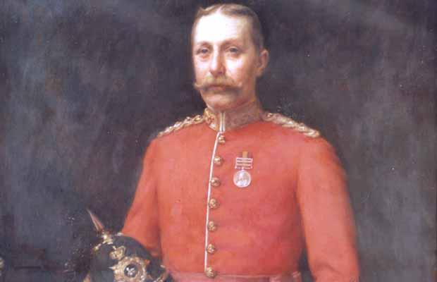 Colonel Swinfen Broun