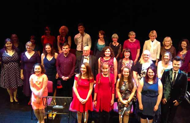 The Lichfield Garrick Community Choir