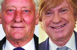 Eric Drinkwater and Michael Fabricant