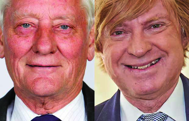 """Burntwood councillor brands Lichfield MP Michael Fabricant """"naive"""