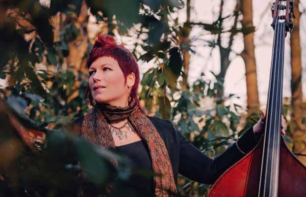 Folk musician Miranda Sykes