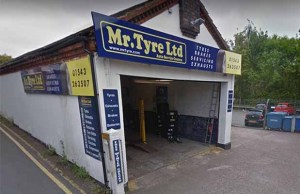 The former Mr Tyre site. Pic: Google Streetview