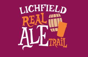 Lichfield Real Ale Trail logo