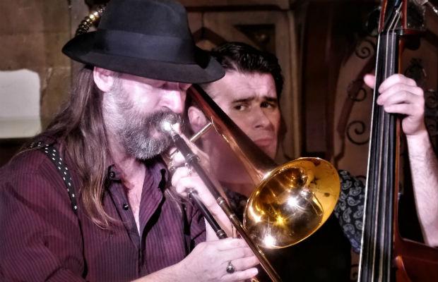 Baby Jools and the Jazzaholics