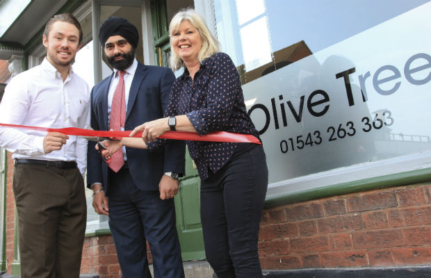 Mother and son team relaunch Lichfield city centre restaurant