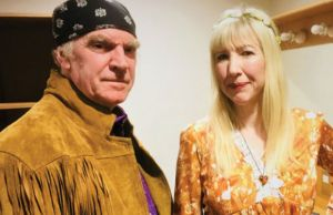 Ashley Hutchings and Becky Mills