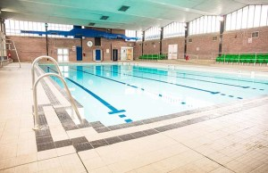 The Friary Grange Leisure Centre pool
