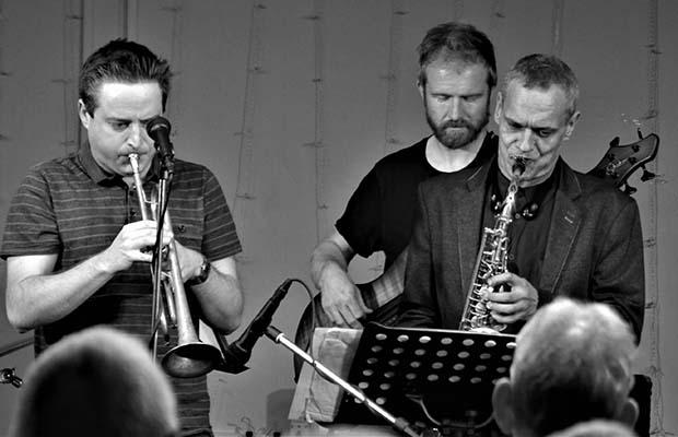 The Chris Bowden Quartet