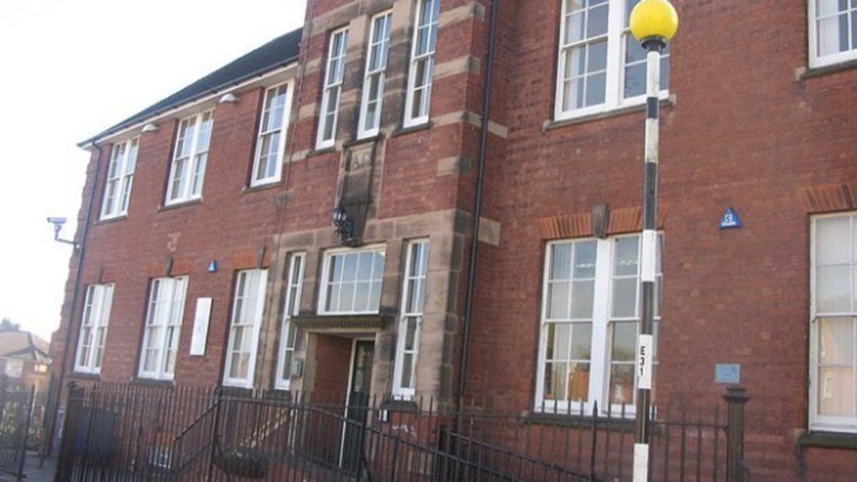 The Old Mining College Centre, home of Burntwood Town Council