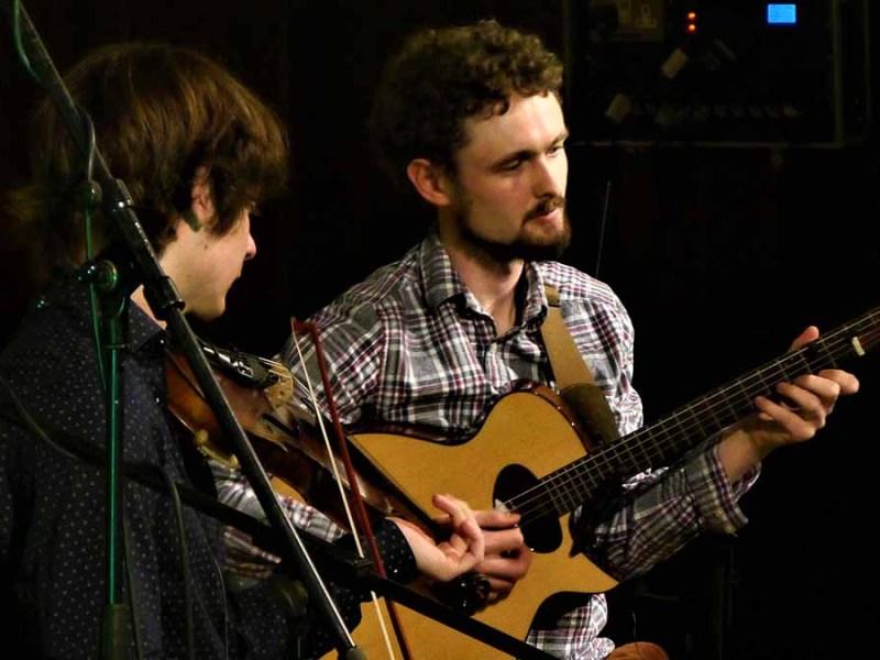 Ryan Young and Chris Amer