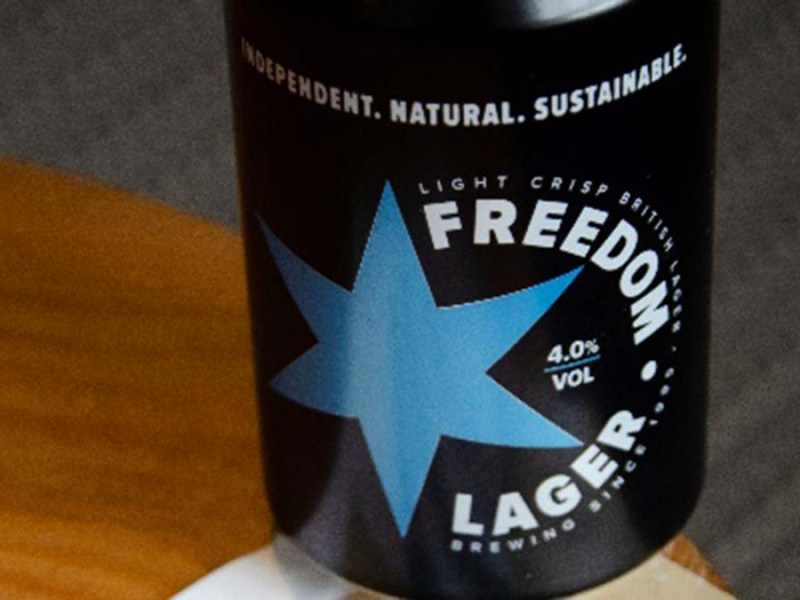 Freedom Brewery's Love Thy Neighbour campaign