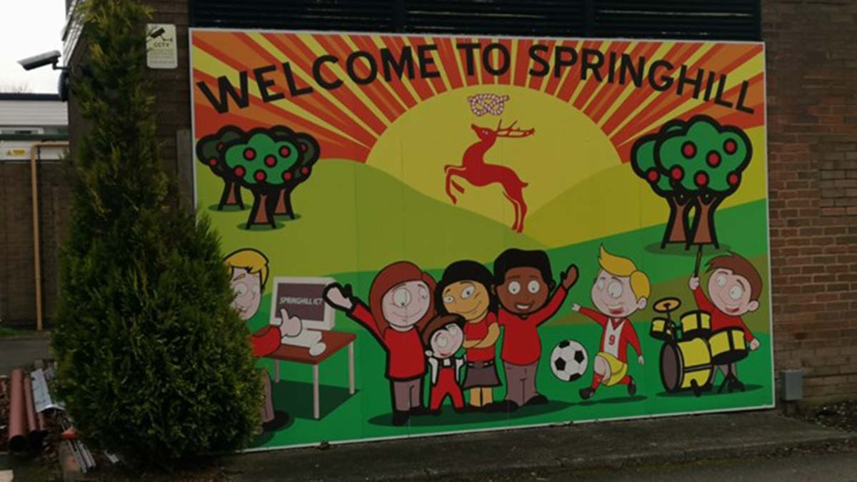 Springhill Primary Academy