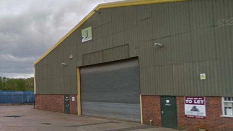 The proposed site of the gym in Fazeley. Picture: Google Streetview