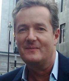 Piers Morgan. Picture: Dr GL Johnson