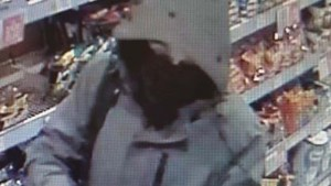 CCTV images released of man wanted in connection with Lichfield petrol station robbery